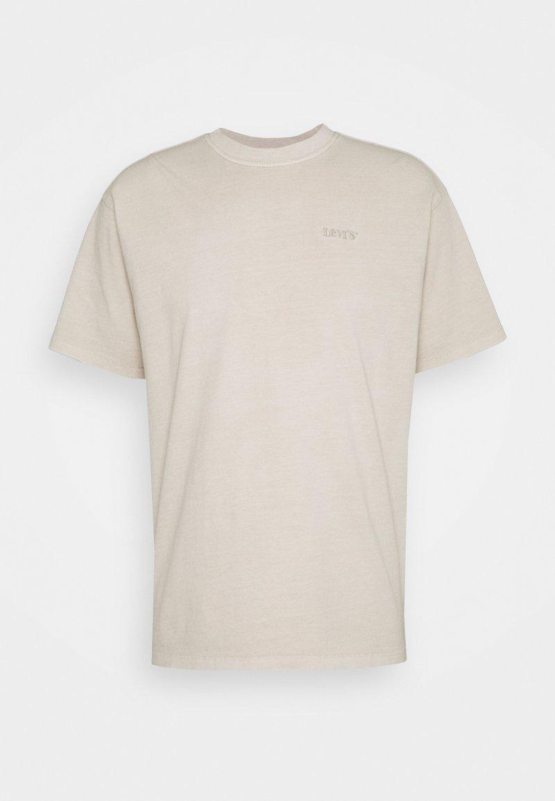 Levi's® - VINTAGE TEE - T-shirt basic - pumice stone