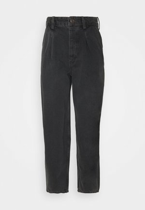 COCOON  - Relaxed fit jeans - washed black