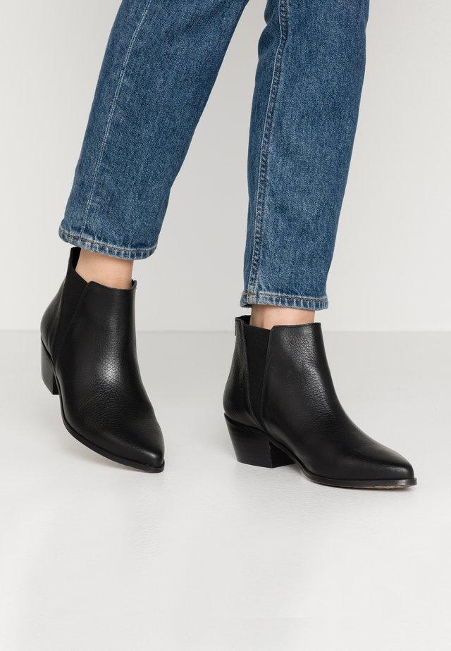 NIKI - Boots à talons - sedona black