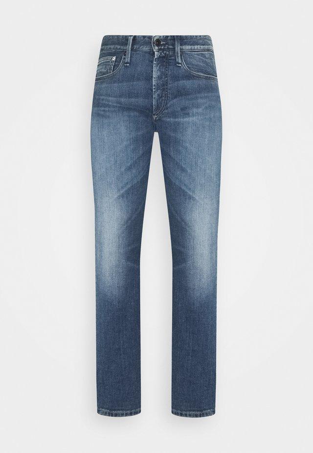 HAMMER - Jeans a sigaretta - blue