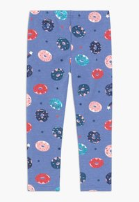 Staccato - THERMON KID 2 PACK  - Pantalones deportivos - sky blue shugar red - 1