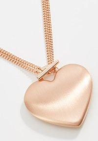 Pilgrim - Necklace - rose gold-coloured - 4