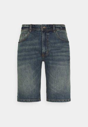 COPENHAGEN - Denim shorts - egyptian blue