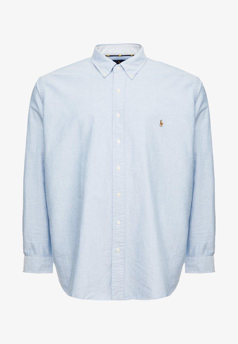 ljusblå ralph lauren skjorta