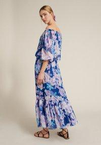 Luisa Spagnoli - Maxi dress - var pervinca - 2