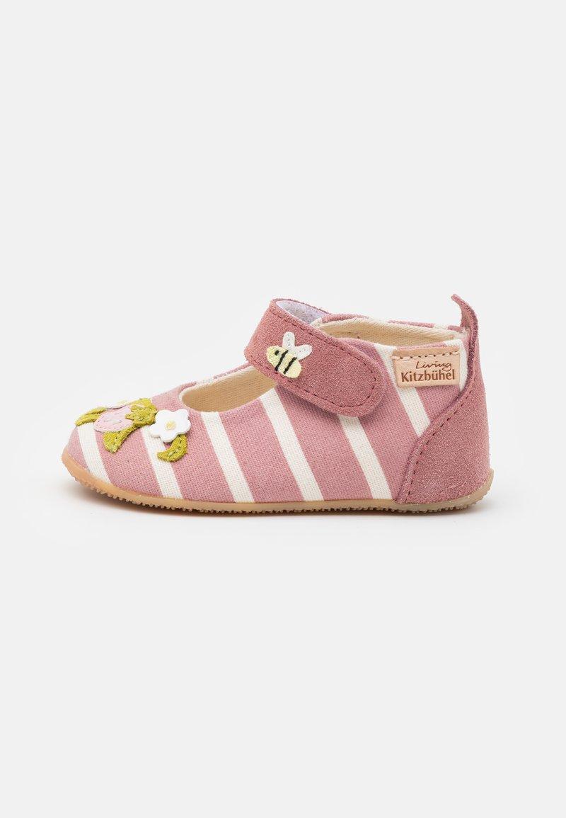 Living Kitzbühel - BÄR ERDBEERE - Chaussures premiers pas - malve