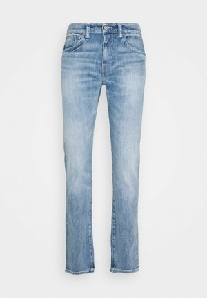 ED-80 SLIM TAPERED - Džíny Straight Fit - blue denim