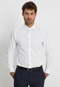 Tommy Hilfiger Tailored - SLIM FIT - Kauluspaita - white - 0