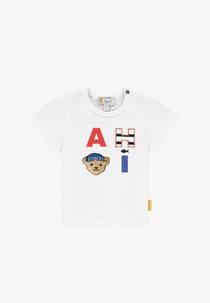 AHOI - T-Shirt print - bright white