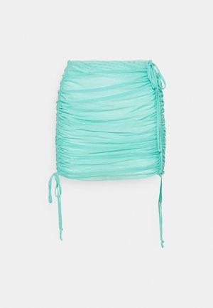 BREEZE SHORT SKIRT - Mini skirt - blue