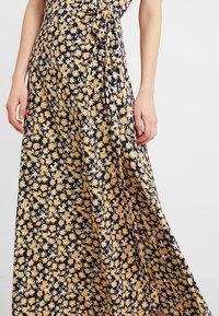 Minimum - ELASTICA DRESS - Maxi dress - navy blazer - 3