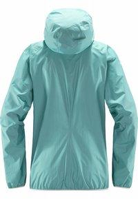 Haglöfs - L.I.M PROOF MULTI JACKET - Waterproof jacket - glacier green - 6