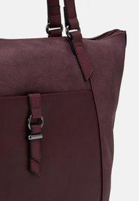 TOM TAILOR - LONE - Handbag - wine - 3
