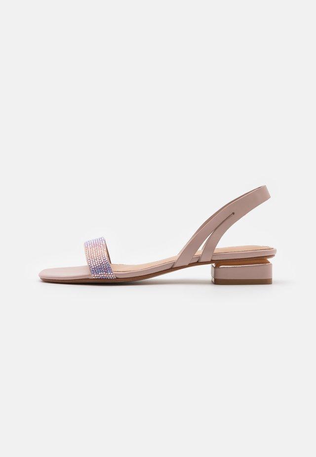 ADREILLA - Sandały - light pink