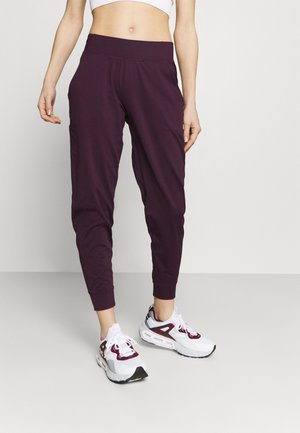 MERIDIAN JOGGERS - Tracksuit bottoms - polaris purple