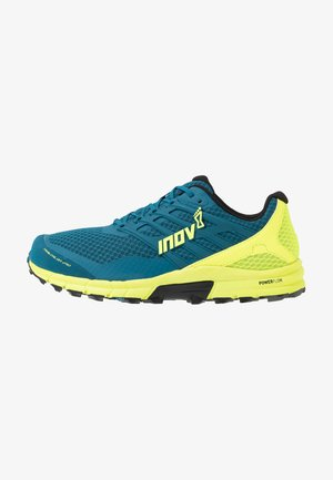 TRAILTALON 290 - Trail running shoes - blue green/yellow
