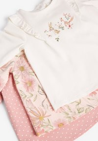 Next - 3 PACK - Long sleeved top - pink - 5