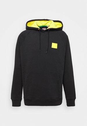 LEGO RELAXED HOODIE UNISEX - Sweatshirt - black