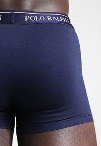 Polo Ralph Lauren - POUCH TRUNKS 3 PACK - Culotte - navy - 2