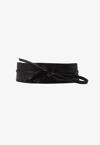 SKIMONO - Waist belt - noir