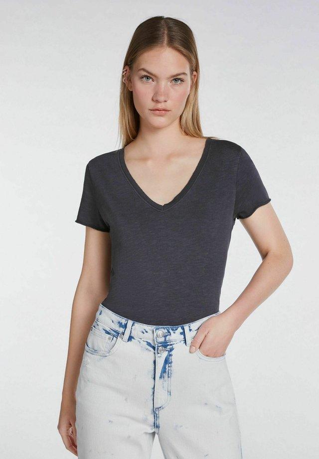 T-shirt basique - phantom