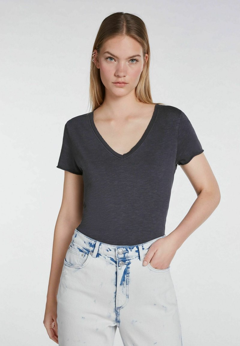 SET - Basic T-shirt - phantom