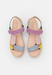 Zign - Platform sandals - multi-coloured - 5