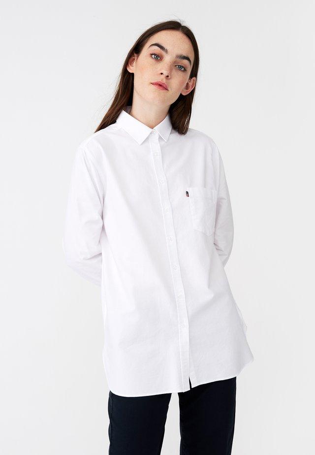 OXFORD - Skjorta - white