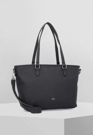 ALBA - Tote bag - black