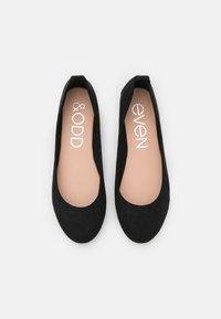 Even&Odd Wide Fit - Ballerina's - black - 5