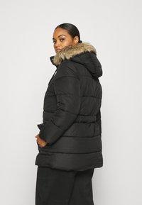 Vero Moda Curve - VMSKYLAR JACKET - Winter coat - black - 2