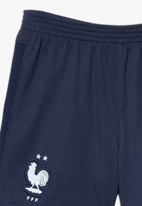 Nike Performance - FRANKREICH FFF LK NK BRT KIT HM SET - Sports shorts - blackened blue/white - 4