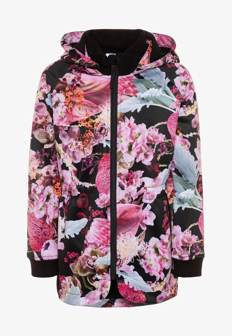 Molo - HILLARY - Waterproof jacket - multicolor