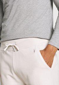 AllSaints - RAVEN  - Tracksuit bottoms - bleach grey - 4