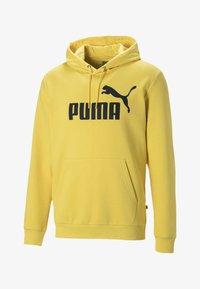 Puma - BLANK BIG LOGO - Hoodie - super lemon - 0