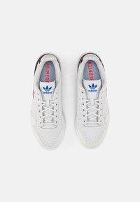 adidas Originals - NY 90 UNISEX - Joggesko - dash grey/solar red/white - 3