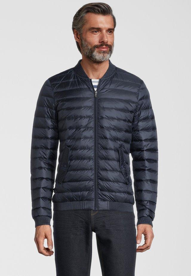 JORDAN - Down jacket - marine