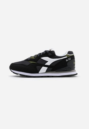 N.92 - Sneakers laag - black phantom
