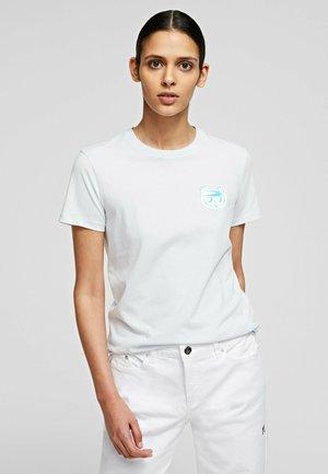 T-Shirt basic - artic ice