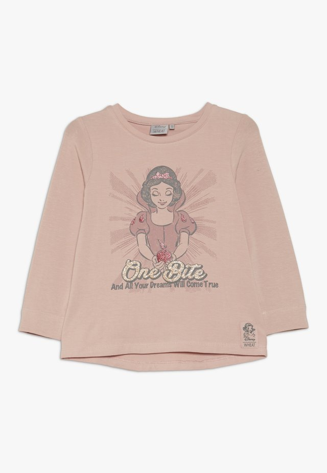 ONE BITE BABY - Maglietta a manica lunga - misty rose