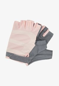 Casall - EXERCISE GLOVE - Rukavice bez prstů - lucky pink/grey - 1