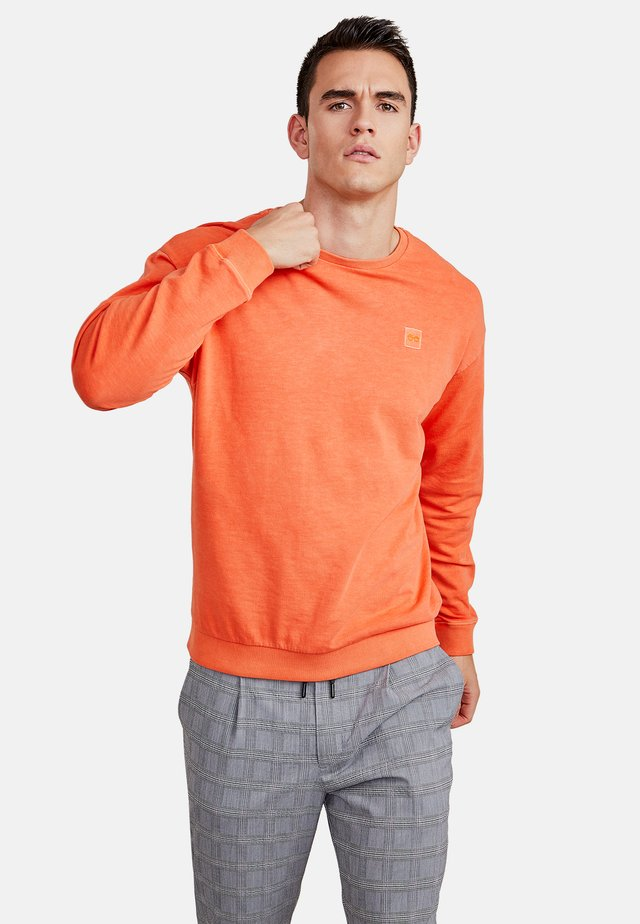 LONGSLEEVE - Sweatshirt - orange
