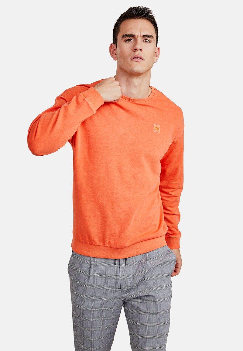 NEW IN TOWN - LONGSLEEVE - Sweater - orange