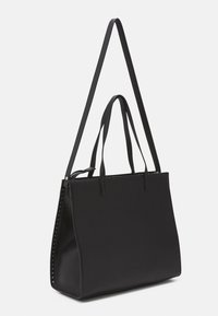TWINSET - FLOWER STUDS BAGS - Shopping bag - nero - 1