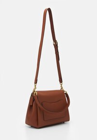 Coach - MAY SHOULDER BAG - Handbag - saddle - 2