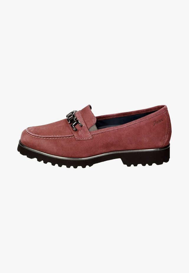 MEREDITH - Slip-ons - red