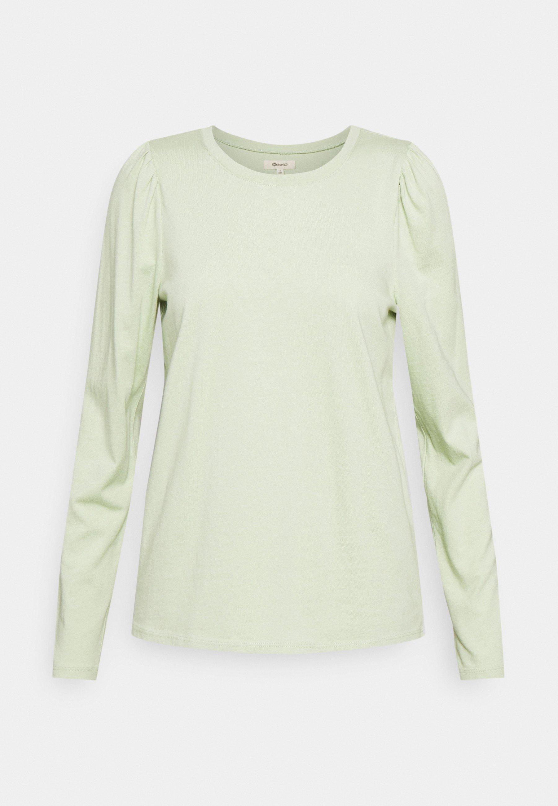 Women ALICIA PUFF SLEEVE TEE - Long sleeved top