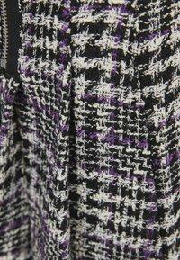 Bershka - Zavinovací sukně - black - 5