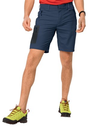 ACTIVE TRACK - Outdoor shorts - dark indigo