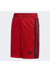 adidas Performance - Sports shorts - scarle - 2